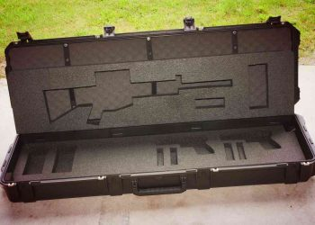 firearm protective hardcasing