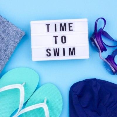 Time to swim